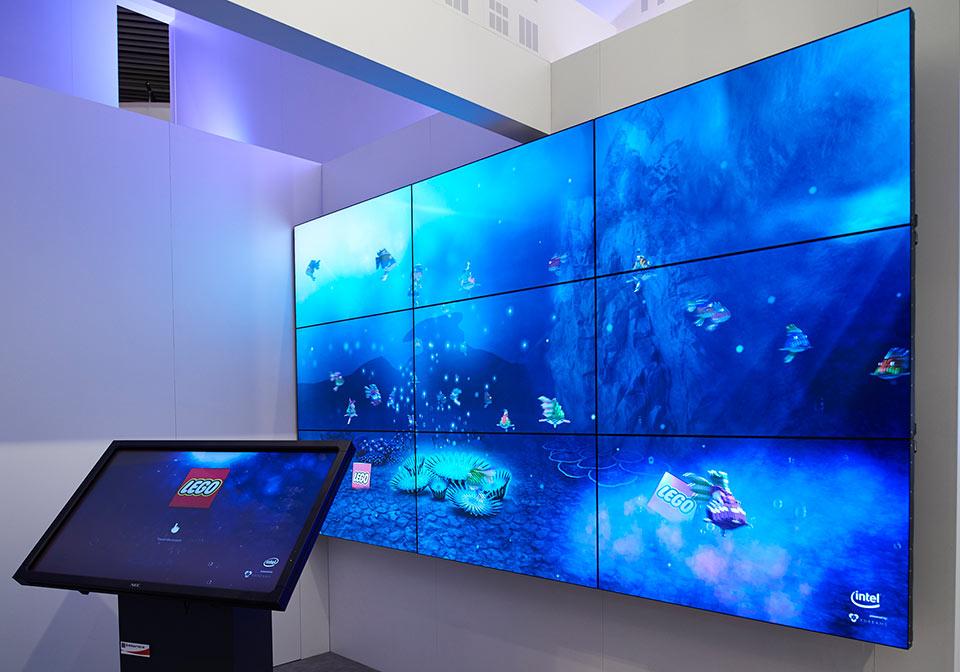 Laptop Rental UAE - LED TV, Screen Rental Dubai - Hire ... on Led Wall id=23333