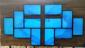 Video Wall Rental in Dubai